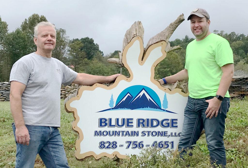 Mike-Scott-Buechel-Stone-Blue-Ridge-Mountain-Stone-Sign-1024x695